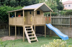 my dream cubby house